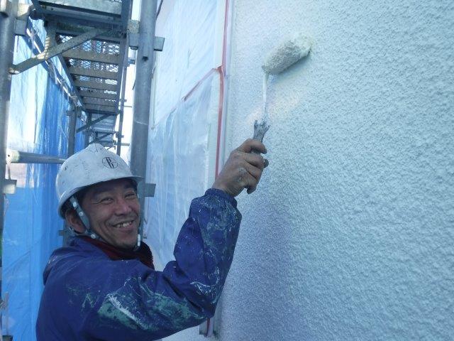 塗り替え一番屋 塗装職人