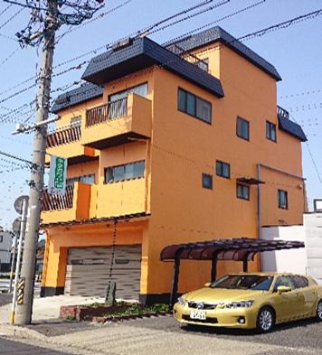 名古屋市 港区 N様邸 外壁塗装・屋根塗装