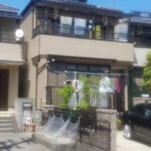 外壁塗装名古屋市 港区  M様邸