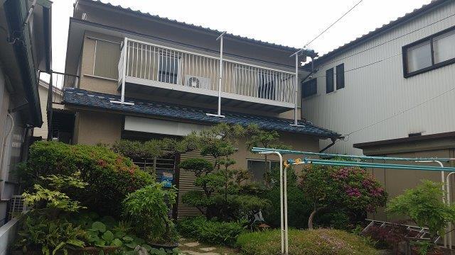 名古屋市港区 N様邸 外壁塗装