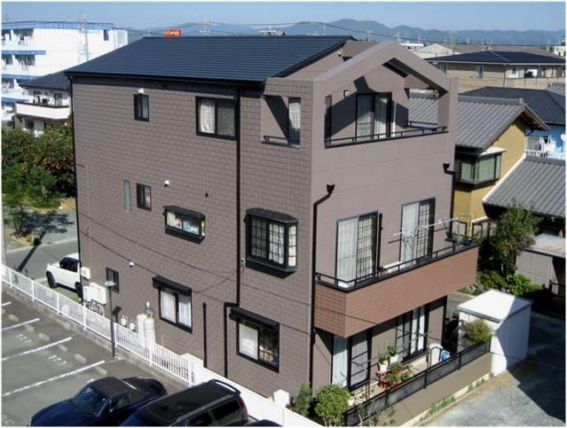 桑名市B様邸 外壁塗装/屋根塗装