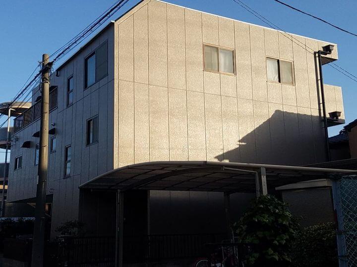 名古屋市熱田区A様邸 外壁塗装