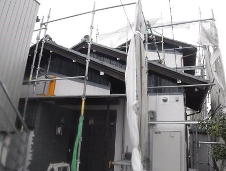名古屋市中川区Y様邸 外壁塗装