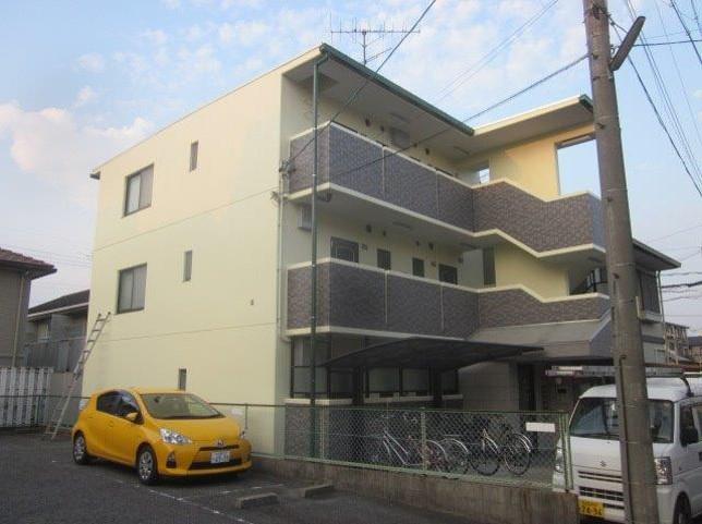 名古屋市 南区 マンション 外壁塗装/雨漏り防水