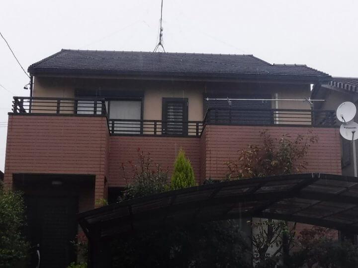 名古屋市港区E様邸 外壁塗装