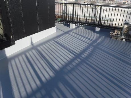 屋上の防水