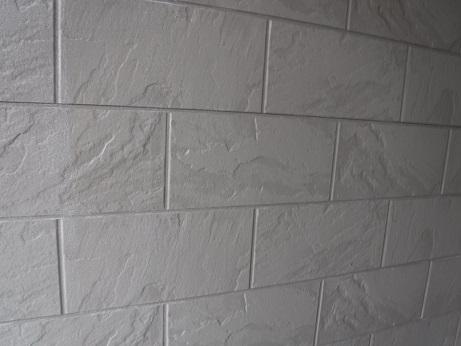 外壁下塗り(1回目)完了