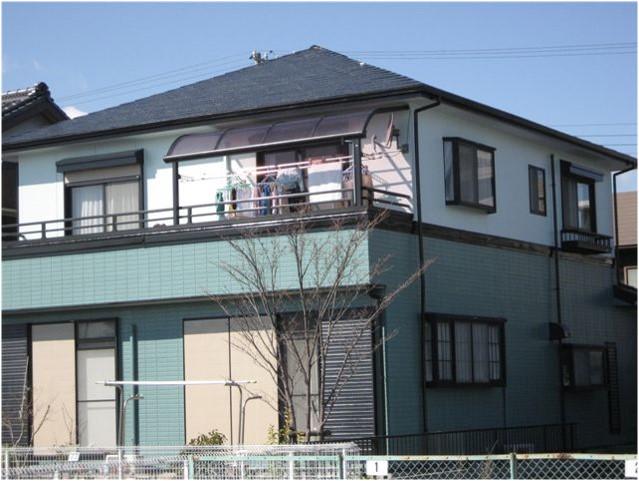 名古屋市中川区N様邸 外壁塗装