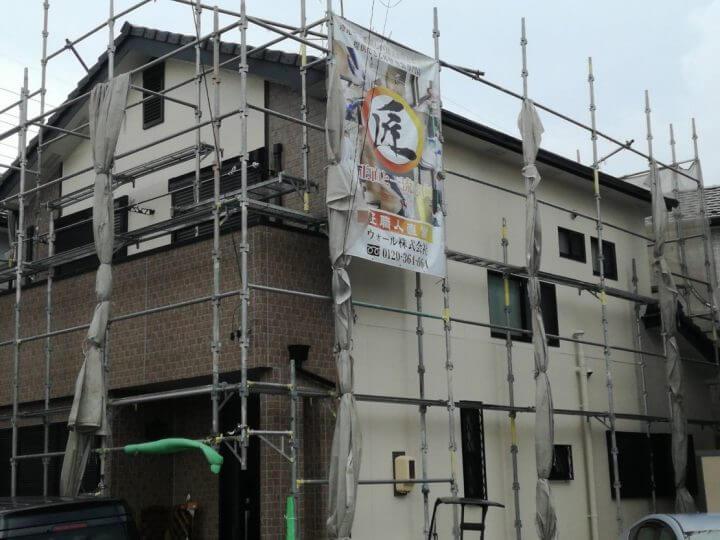 名古屋市港区M様邸 外壁塗装