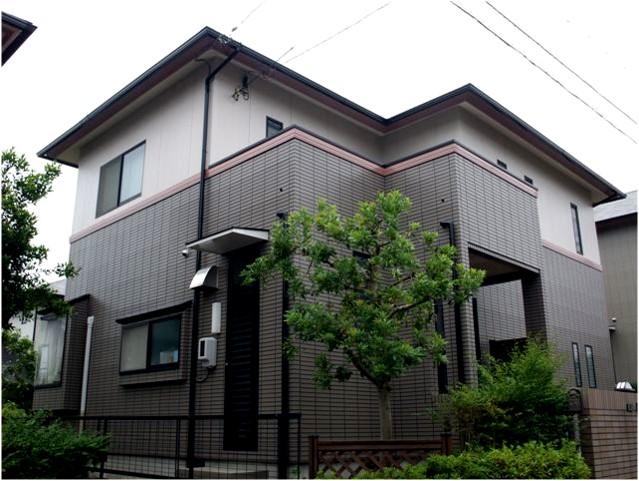 名古屋市港区O様邸 外壁塗装