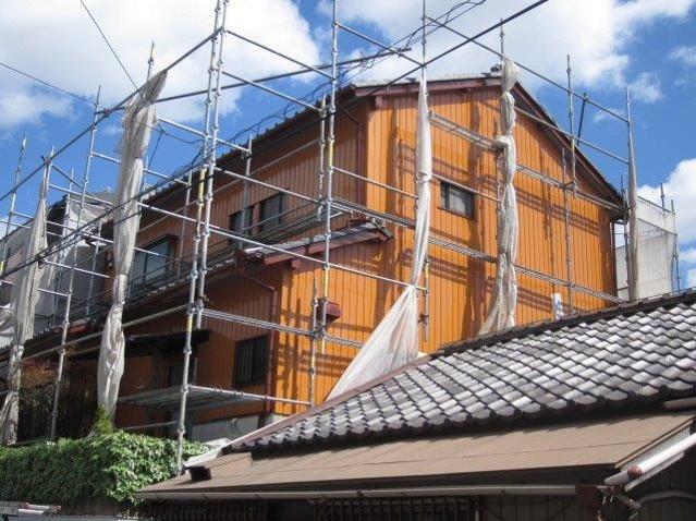 名古屋市港区B様邸 外壁塗装