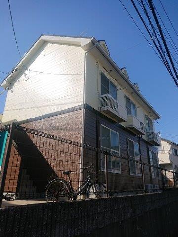 屋根塗装 外壁塗装完成