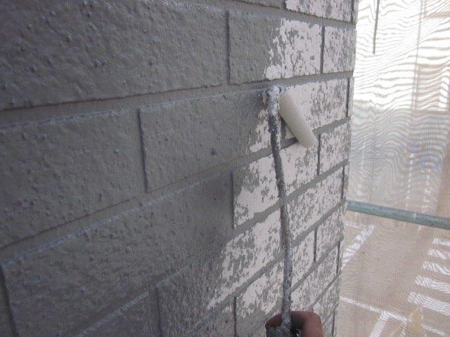 外壁塗装多彩塗り