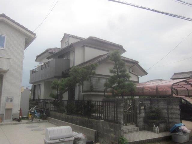 名古屋市 港区 W様邸 外壁塗装工事