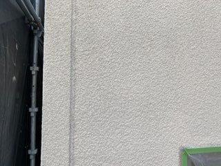 外壁サイディングコーキング施工前