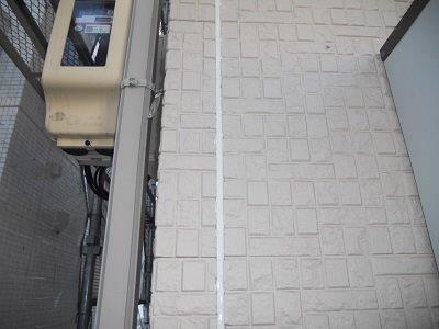外壁サイデイングコーキング目地コーキング打ち替え