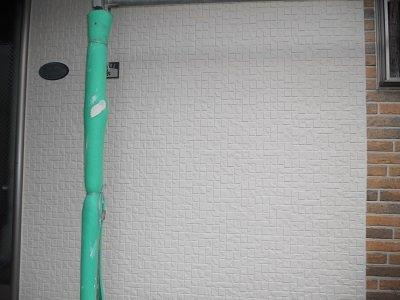 外壁トップコート塗装後