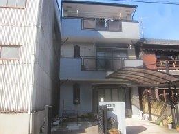 名古屋市 熱田区 S様邸(屋根塗装遮断熱仕様 外壁塗装断熱仕様)