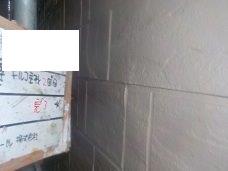 外壁サイディング断熱塗料二層目塗装完了