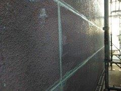 外壁ALC塗装下塗り塗装完了