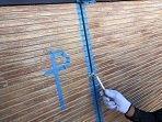 外壁サイディング目地コーキング打替えコーキングプライマー塗布状況