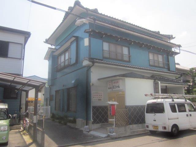 名古屋市 中川区 T様邸 外壁塗装(溶剤シリコン仕様)