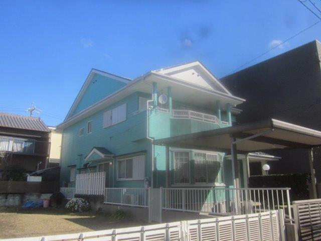 名古屋市 港区 I様邸 屋根塗装(フッ素仕様)外壁塗装(遮熱フッ素仕様)