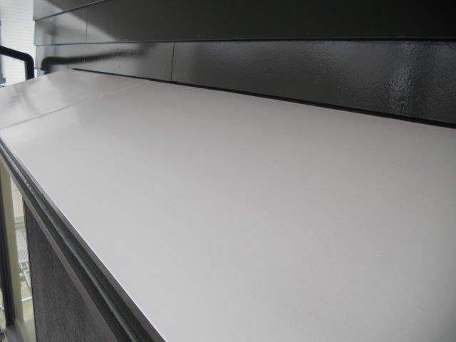 庇板金塗装