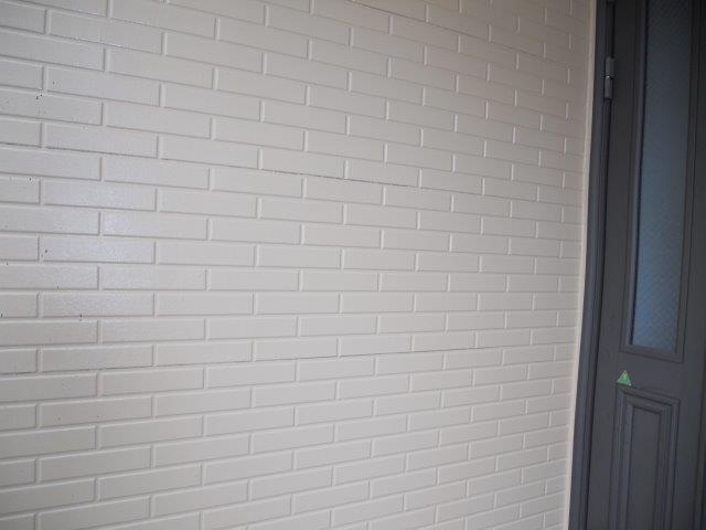 外壁サイディング塗装完了