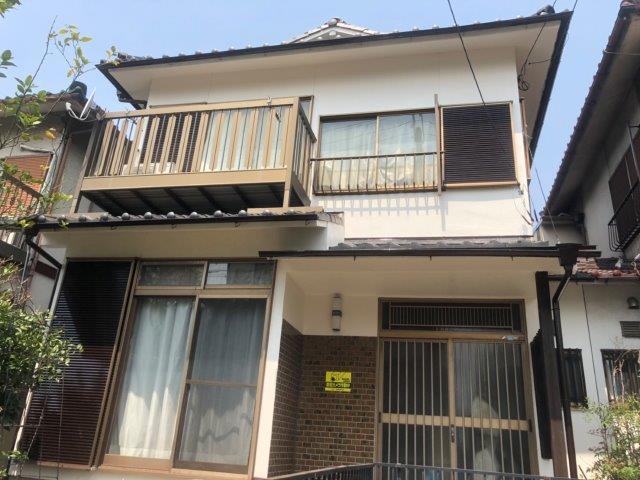 愛知県 名古屋市 港区 K様邸 外壁塗装工事(断熱塗装仕様)