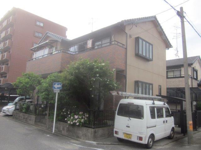 愛知県 名古屋市 中川区 M様邸 外壁塗装工事(シリコン仕様)