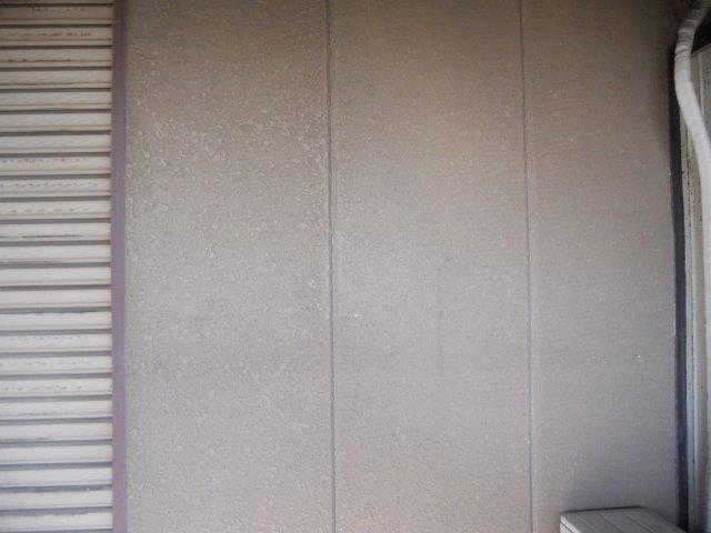 金属サイディング塗装施工前