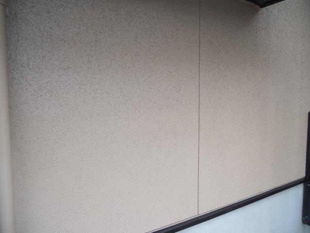 外壁塗装付帯部水切り塗装完了