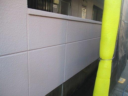 外壁ALC高圧洗浄完了