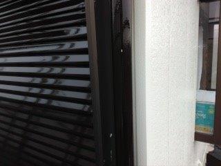 雨樋上塗り二層目塗装完了