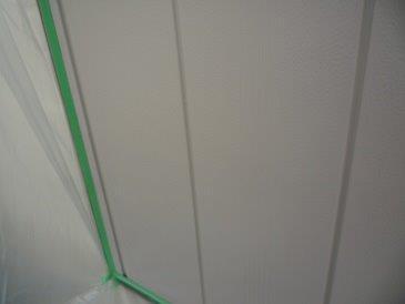 雨戸塗装施工前