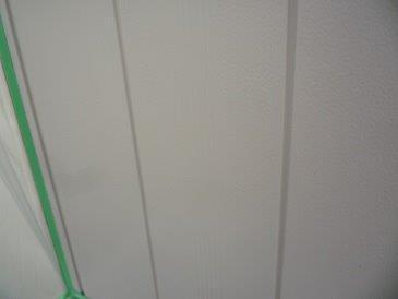 雨戸塗装素地調整完了