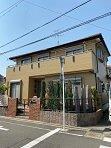 愛知県 名古屋市 中川区 M様邸 外壁塗装工事(フッ素仕様)