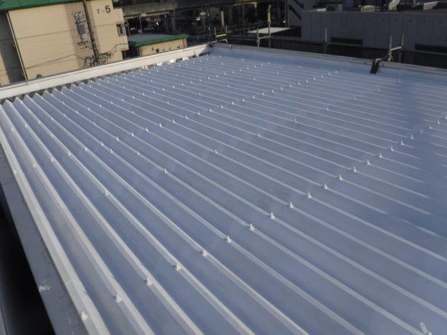 屋根塗装錆止め塗装