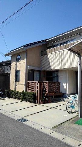 愛知県 刈谷市 S様邸 外壁塗装工事(フッ素塗料)