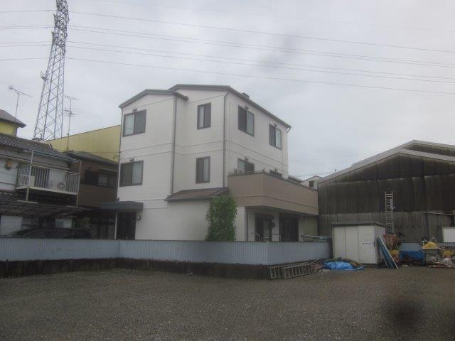 愛知県 名古屋市 中川区 H様邸 外壁塗装工事(キルコ断熱塗料)屋根塗装工事(キルコ遮断熱塗料)