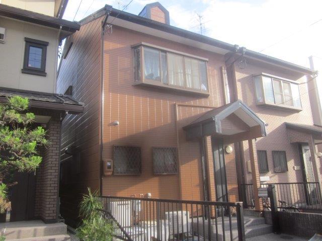 愛知県 名古屋市 港区 K様邸 屋根塗装工事(遮熱フッ素仕様)外壁塗装工事(フッ素仕様)