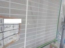 外壁サイディング目地コーキング打替え完了