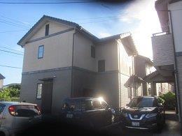 愛知県 名古屋市 中川区 F様邸 外壁塗装工事(シリコン仕様)
