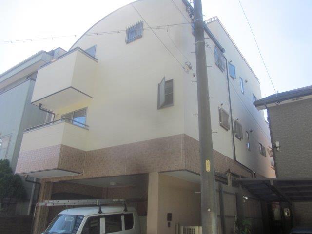 愛知県 名古屋市 港区 T様邸 外壁塗装工事(キルコ断熱塗料)折板屋根塗装工事(キルコ遮断熱塗料)