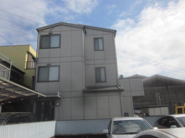 屋根塗装 外壁塗装施工前