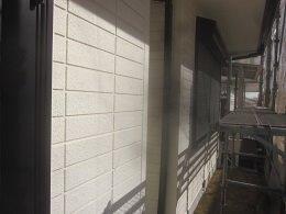 外壁ALCキルコ断熱塗料塗装施工前