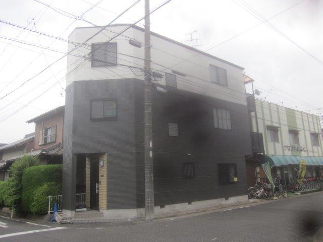 愛知県 名古屋市 中川区 K様邸 外壁塗装工事(フッ素塗料)屋根塗装工事(遮熱フッ素塗料)