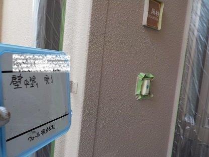 外壁サイディングキルコ断熱塗料主剤塗装二層目塗装完了