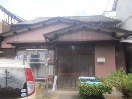 愛知県 名古屋市 中川区 O様邸 外壁塗装工事(溶剤シリコン塗料)